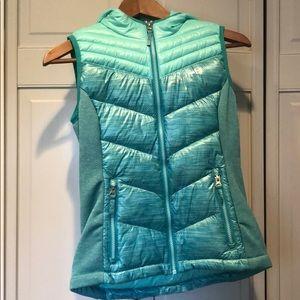 Green Girls  Puffer Vest